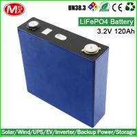 Buy cheap Hot selling high capacity lifepo4 85Ah 3.2V power single cell lipo battery from wholesalers