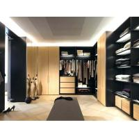 Buy cheap China wholesale affordable Italian modern luxury l shape walk-in closet from wholesalers