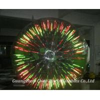 Buy cheap Inflatable Zorbing Game: Glow Lighted Shining Zorb Ball Toy (CY-M1859) from wholesalers