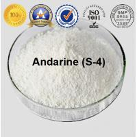 Buy cheap Selective Nonsteroidal Androgen Receptor Pharmaceutical Raw Materials SARMs Andarine from wholesalers