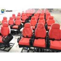 Buy cheap Truck Mobile 5D Cinema System , 5D 7D 9D Cinema Theater  With Motion Chair Seat product