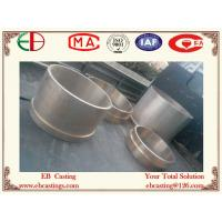 Buy cheap Copper Tube Casting Parts 600kg EB9018 from wholesalers