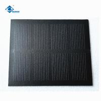 Buy cheap 0.5W PET Lightweight Silicon Solar PV Module ZW-6275 solar modules pv panel 2V from wholesalers