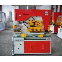 Buy cheap QC35Y-20 Hydraulic Ironworker from wholesalers