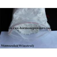 Buy cheap Legal Oral Anabolic Steroids Winstrol Powder Stanozolol For Bodybuilding from wholesalers