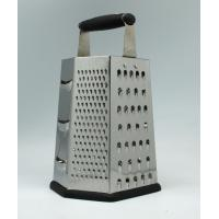 Buy cheap Stainless steel grater in hexagon shape from wholesalers
