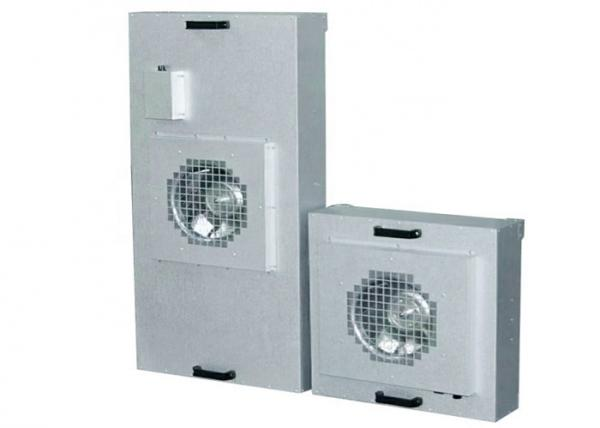 Quality 575*575mm/1175*575mm Size Softwall Clean Booth FFU HEPA Fan Filter Unit for sale