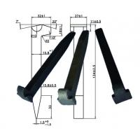 Buy cheap dog spike/rail spike/track spike Railway track spikes for wooden sleeper from wholesalers