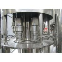 Buy cheap High Speed Carbonated Drink Production Line , Beverage Filling Machine from wholesalers