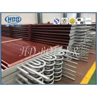 Buy cheap Water Tube Alloy Steel Boiler Economizer , Custom Power Plant Economizer,High Efficient Heat Recovery from wholesalers