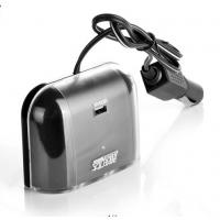 Buy cheap car cigarette lighter socket with one USB from wholesalers