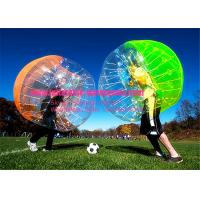Buy cheap Durable Human Inflatable Bumper Bubble Ball Hire For Family / Business from wholesalers