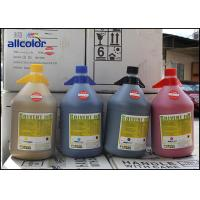 Buy cheap Inkjet Printing Spectra Polaris 35PL Flora Solvent Ink With Wide Color Gamut from wholesalers