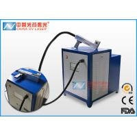Buy cheap CE Removal Weaponry Laser Cleaning Machine Weld pre-treatment from wholesalers