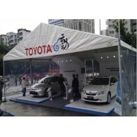 Buy cheap Customized Size European Style Tents Car Show Tents Galvanized Steel product