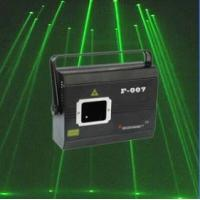 Buy cheap Single Green Beam Laser Curtain Laser Light from wholesalers