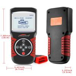 Buy cheap KW820 Konnwei Car Diagnostic Scanner Obd2 Diagnostic Scan Tool For Car Repair from wholesalers