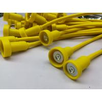 Buy cheap Yellow Cable Wire Harness Magnetic Safe Cable Pvc Jacket With Overmolded Ends from wholesalers
