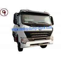Buy cheap 336 371 HOWO A7 2000 Liter Mobile Water Truck / Water Lorry 105 km/h Max Speed from wholesalers