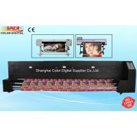 Buy cheap Roll To Roll Dye Sublimation Heater / Heat Sublimation Machine With Piezo Printers from wholesalers