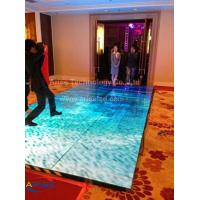 Buy cheap P8.9 P10 P12.5 P17.8 P20.83 P 31.25 Outdoor /Indoor LED Floor Tiles/LED dance floor displa from wholesalers