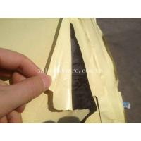 Buy cheap Professional Glossy Adhesive Backed Foam Sponge Rubber Sheet Roll For Pipe Insulation from wholesalers