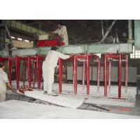 Buy cheap AAC Panel Plant Fly Ash / Concrete Slab Making Machine , Hollow Core Slab Machine product