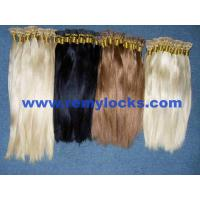 China Remy I-tip hair/stick hair on sale