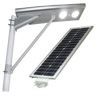 Buy cheap Outdoor waterproof road lighting 40W integrated solar LED street light from wholesalers