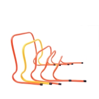 Buy cheap PVC 15/23/30/40/50cm Soccer Training Equipment Agility Training Hurdles Barrier from wholesalers