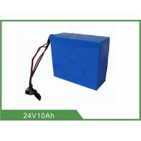 Topband Rechargeable LiFePO4 Battery , Street Light Battery 24V 10Ah