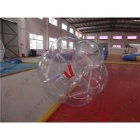 Buy cheap Inflatable Bumper Ball Plastic Sports Games Inflatable Body Suit from wholesalers