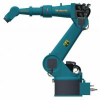 Buy cheap Advanced Looking Automatic Robotic Arm , Mini Robot Arm Cost Effective product