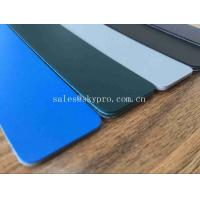 Buy cheap Colorful Matt Large Output PVC Surface PVC Conveyor Belt with Fabric Abrasion resistant from wholesalers
