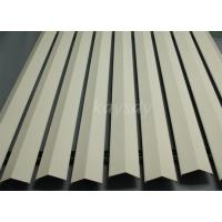 Buy cheap Smoothness Sound absorbing Aluminium Screen Ceiling For Commercial building from wholesalers
