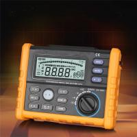 Buy cheap High Accurate Insulation Resistance Meter AC megger insulation tester from wholesalers