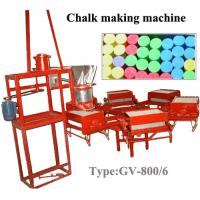 Buy cheap high efficient chalk making machine made in china from wholesalers