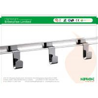 Buy cheap Metal Chrome Retail Display Hooks , Slatwall Display Shelves Picture Hooks For Retail Shops from wholesalers