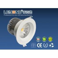 Buy cheap Anti - Glare Lens Beam10 / 24 / 90 Degree Cree Led Downlight Dimmable 12w from wholesalers