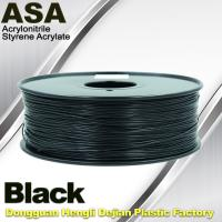 Buy cheap Anti Ultraviolet ASA UV 3D Printer Filament 1.75 / 3.0mm 3d Printing Filament product