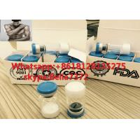 Buy cheap Strong Analgesic Agonist Peptide Hormones Bodybuilding Dermorphin 10mg/Vial for pain killer product
