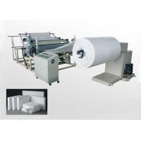 Buy cheap Eco Friendly Epe Foam Sheet Extruder , Foam Sheet Making Machine High Efficiency product