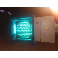 Buy cheap waste gas treatment equipment /Industrial UV photolysis purification machine/UV Photolysis Oxidation Purifier/Air Cleani from wholesalers