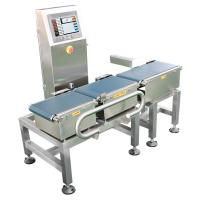 Buy cheap 8 Inch Full Touch Screen Conveyor Weight Checking Machine Range Max 300g from wholesalers