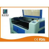 Buy cheap Water Cooling CO2 Laser Cutting Machine Auto Feeding Garmen For Trademark / Embroidery from wholesalers