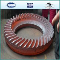 Buy cheap OEM hot forging light truck bevel gears from wholesalers
