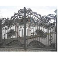 Buy cheap wrought iron gate from wholesalers