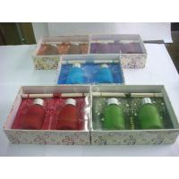 Buy cheap glass reed diffuser gift set product