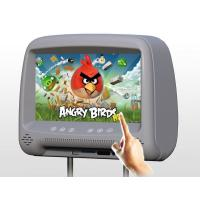 China Headrest with Built-in Monitor 9 Headrest with Android System on sale