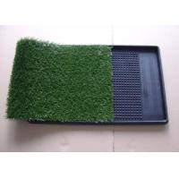 Buy cheap Green Artificial Pet Turf / Artificial Turf Grass For Dogs Environment Friendly from wholesalers